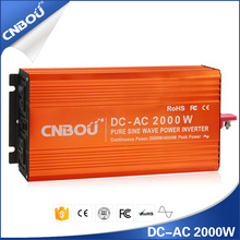 PSW single phase solar power inverter 2000w