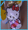 Hello kitty shape paper car air freshener card wholesale