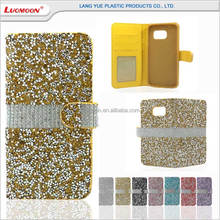 Luxurious diamond-studded bling crystal mobile phone case for apple iphone 4 4s 5 5s 5c 5se 6 6s 6c plus se