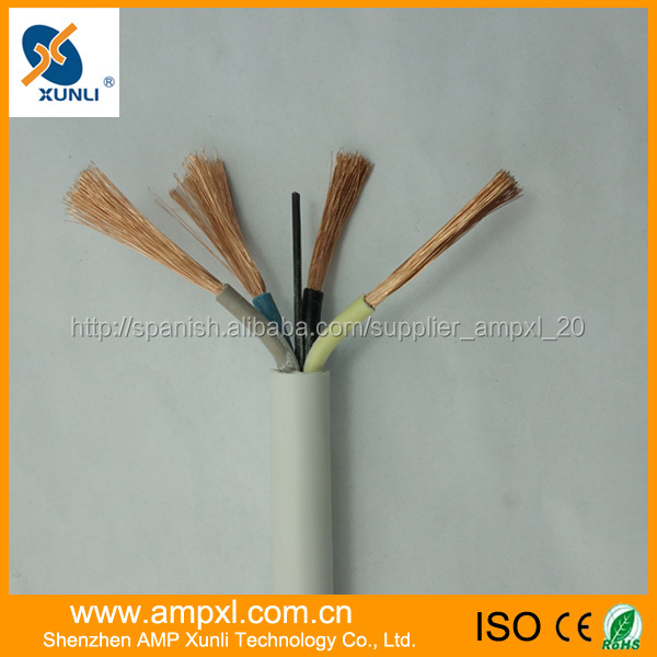 Copper flexible conductor 1mm electric cable