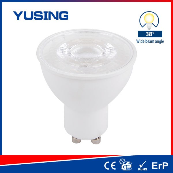 Hot Selling LED Spots GU10 LED Spot Light 6W GU 10
