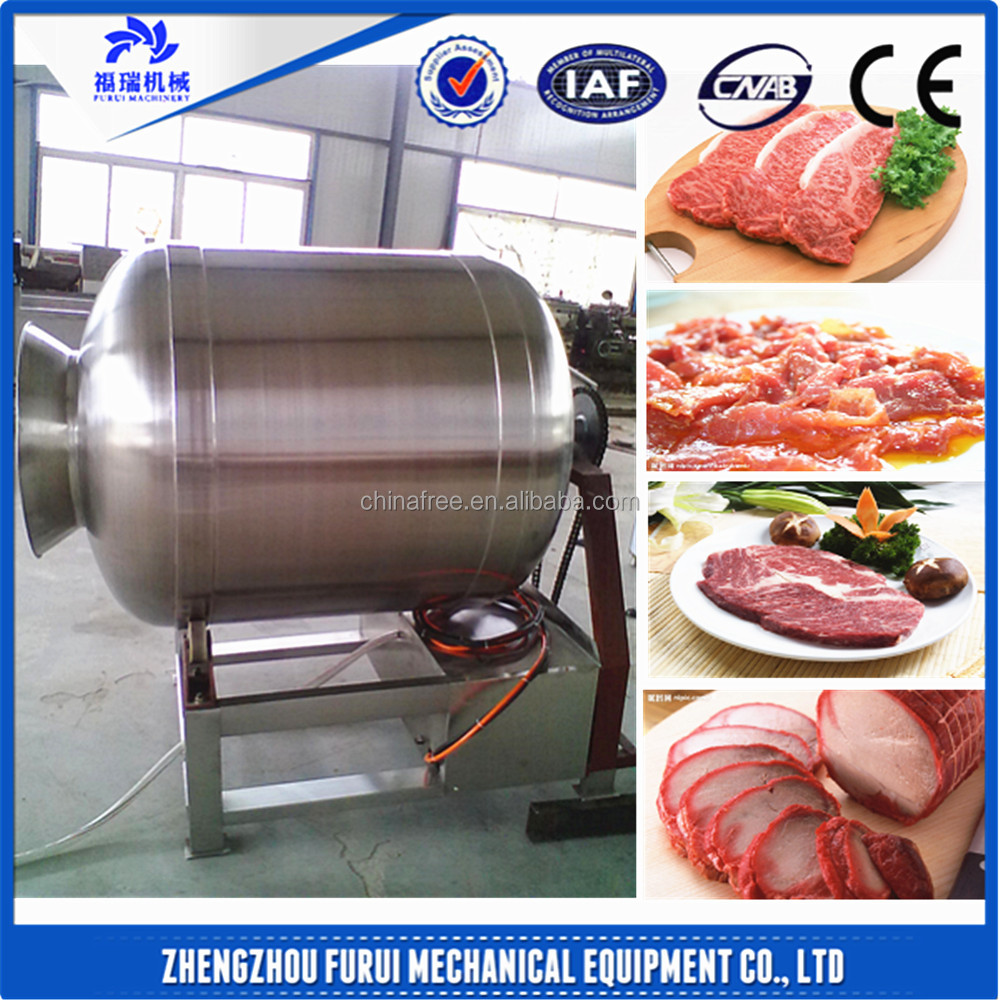 2017 hot selling roll rubs machine/marinator with cheap price