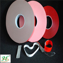 ISO9001 VHB Acrylic Foam double sided peel off adhesive glue