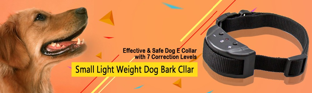 2017 Hot No Bark Dog Collar Electric Shocker For Dog Bark Collar Dog Training Equipment Anti Bark Collar WT758