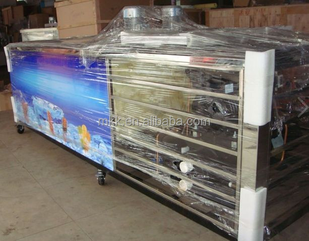 mini ice block maker/used block ice machine/Commercial block cube industrial ice making machine