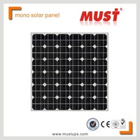 Mono Solar Cell/low price high efficiency 60 cells 72cells 250watt mono