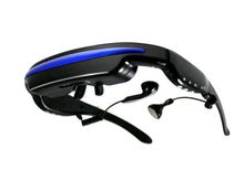 HD Video Glasses 52-inch Portable Eyewear 4:3 Screen Video Glasses Virtual Theatre 4G Built-in