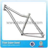 650b precision titanium mountain bicycle frameTSB-TM302