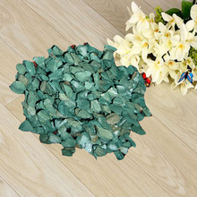 Blue landscaping small decoration river stone chips