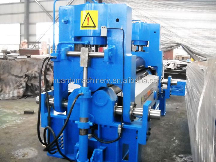 Metal Sheet Rolling Machine , Iron Plate Rolling Machine , Steel Rolling Machine