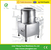 CE industrial used stainless steel potato peeler machine for sale