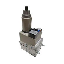 Electromagnetic gas vlave solenoid valve for combustion equipments
