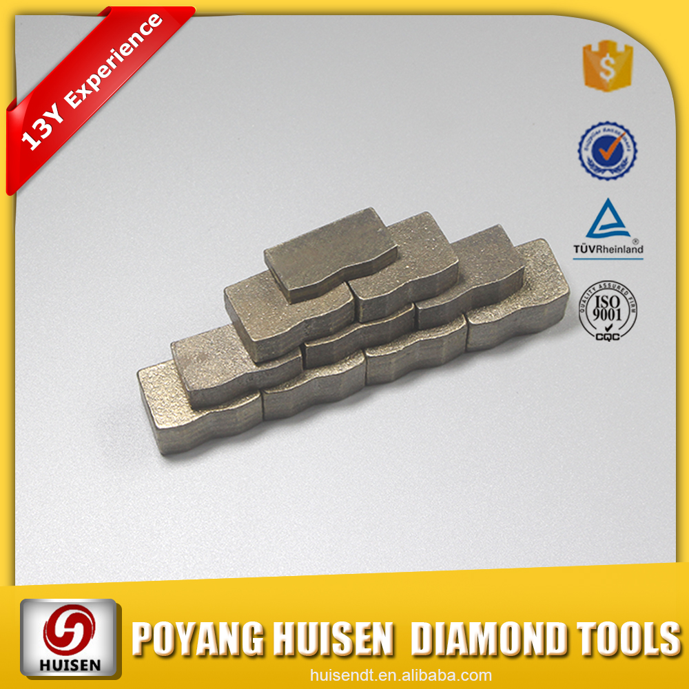 Bulk Supplier Diamond segment reinforce concrete