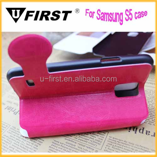 Hot Cell phone Cover For Samsung Galaxy S5 S4 S3;Cell phone Cover For Samsung Bookstyle flip cases