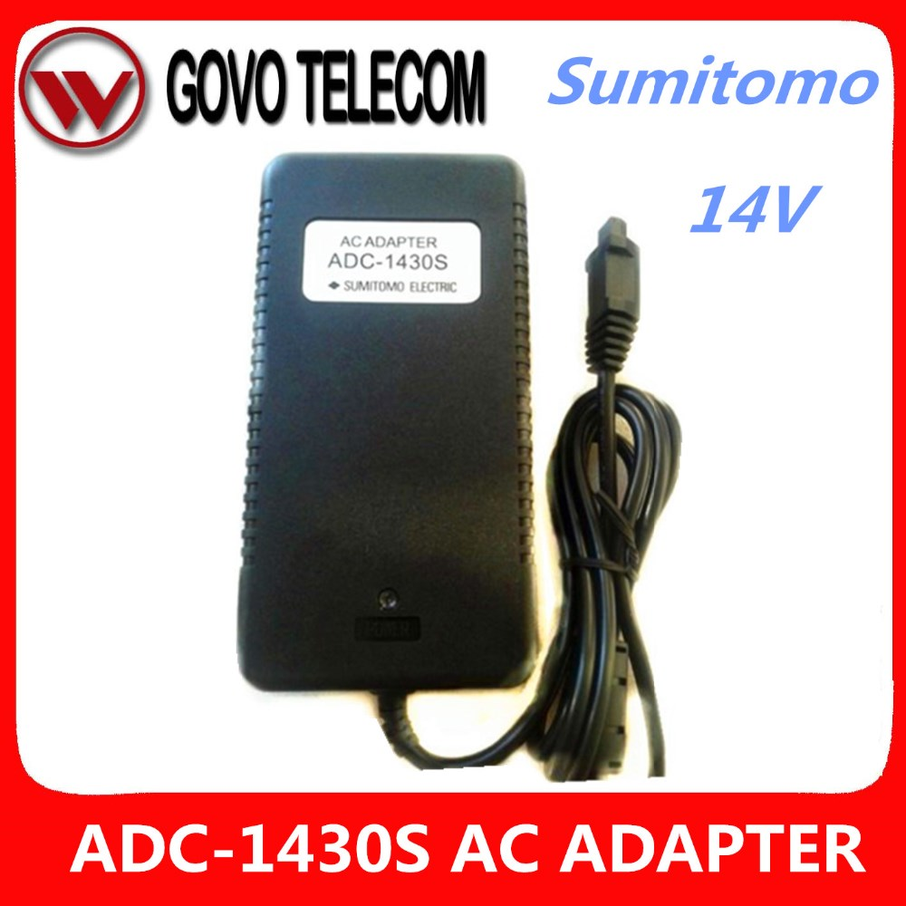 ORIGINAL Sumitomo AC Adapter ADC-1430S for TYPE-81C,TYPE-81M12,TYPE-Z1C