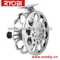 Metaroyal Hechi cnc machined aluminum fly reel