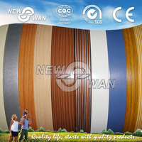 Plastic Edge Banding Furniture Strips