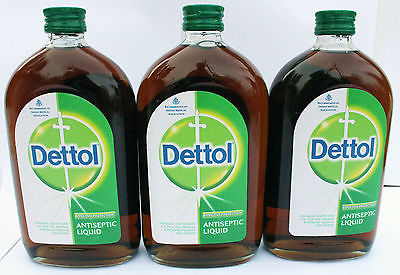 DETTOL LIQUID - INDIA ORIGIN