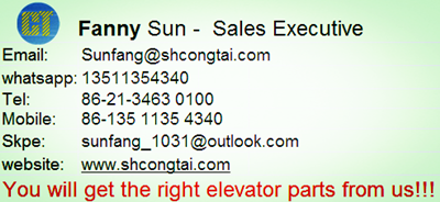 Elevator Guide Rail TK3, TK3A, TK5, TK5A For Elevator Parts