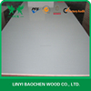 White HPL Laminated Plywood 4feet by 8 feet / HPL board