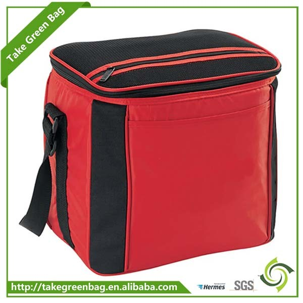 Outdoor picnic leakproof cooler bag ice bag insulated lunch