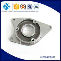 610800080882 flange Non standard parts to figure processing