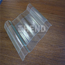 hot sale FRP transparent Skylight Roofing Sheet for decorative shingle