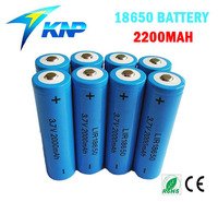 Environmental 18650 2200mah 18650 Lithium ion Battery