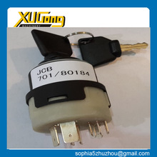 Wholesale Diesel Ignition Switch For Excavator Spare part 701-80184 701/80184