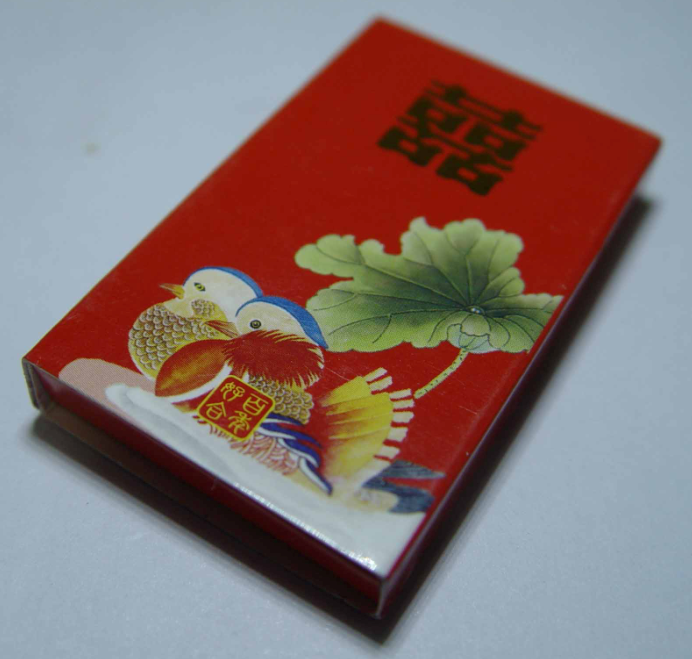 Hot-selling Safety Type Household Usage Matches Packaging Tube boxes