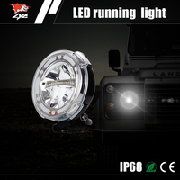 Automobiles Motorcycles 7 Inch Led Headlight