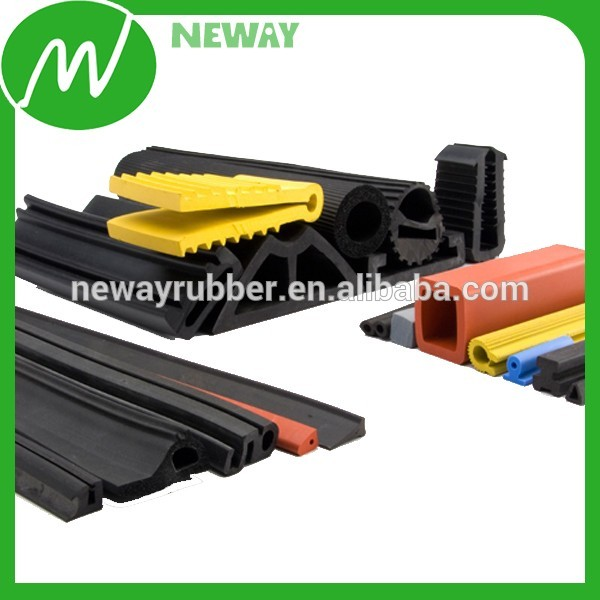Custom Molded Flame Retardant Rubber Part