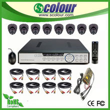 Shenzhen best quality 16 camera dvr security system