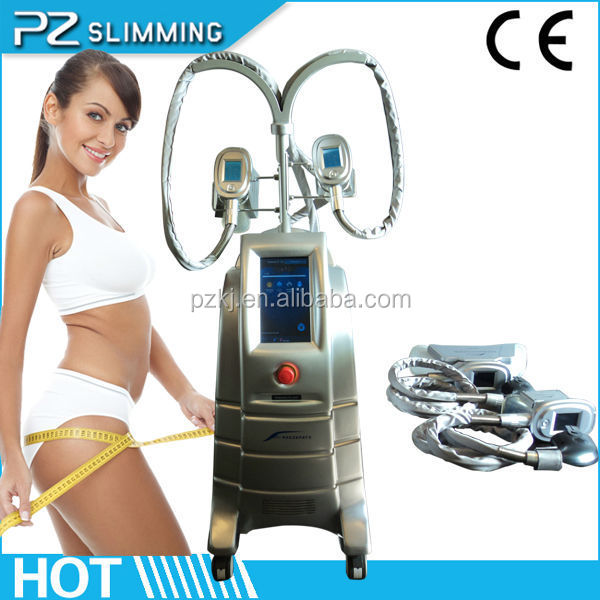 4 handles etg 50-4s hottest best selling body slimming cryolipolysis machine
