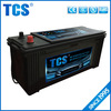 Brand new maintenance free motorcycle battery mf 12v with high quality