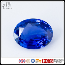 Natural Blue Sapphire 4.59 CT Unheated Sapphire Loose Gemstone