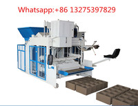 The cheapest price!Mini manual egg laying concrete block making machine/hollow paver mobile cement brick making machine for sale