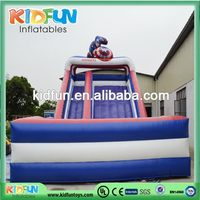 Durable Best-Selling inflatable jungle water slide