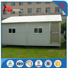 prefab house container mining accommodation for construction project