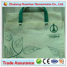Promotional New Design Recycled Laminated Non Woven Fabric Bag