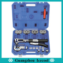 3/16 to 7/8 Heavy duty hydraulic copper tube expander & Flaring tool Kit WK-400