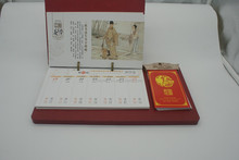 Wholesale wooden desk calendar