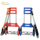 Foldable trolley luggage aluminum alloy shopping cart that goes up stairs
