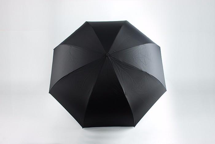 Dupla Camada de Dentro Para Fora C Forma Alça Guarda-chuva Invertido 15007-13