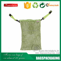 New style samll net drawstring gift bag wholesale