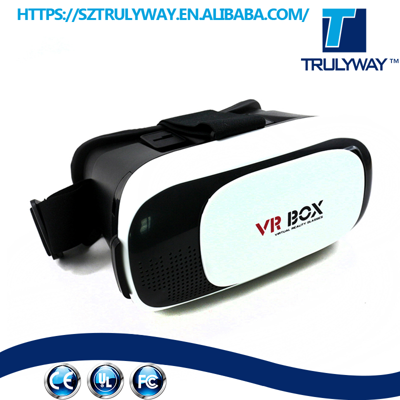China factory price smart phone vr box open sex video 3d vr box