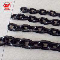 Top chain standard G80 lifting chain strong link