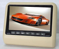 2016 best selling 9 inch headrest mount car dvd player (XD9901)