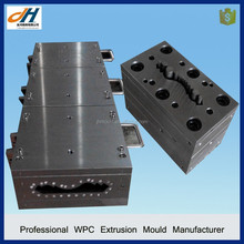 PVC Plastic Extrusion Die Head Molds in Hubei China