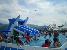 2015 large inflatable adult swimming pool